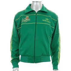sweet - Kermit The Frog Adidas Track Jacket