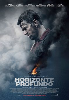 Horizonte Profundo (2016) La historia del peor desastre petrolero en la historia de Estados Unidos tras suceder un 20 de Abril de 2010 en el Golfo de México debido a los ti2