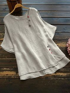 Women Short Sleeve Casual Top