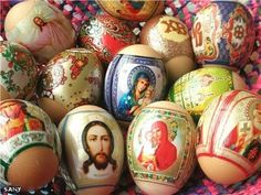 Among the Christians of Eastern Europe, the custom of elaborately decorating eggs in a variety of styles is one of the most beautiful parts ...