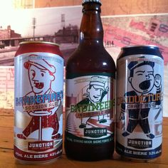Get your favourite Junction and Caribru beers delivered direct to your door. Toronto Bars, Session Ale, Bar Scene, Beer Cans, Craft Beer, Brewery, Beer Bottle, Cocktails, Crafts