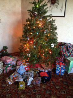 Christmas Day 2014 [New Post on Classy and Fabulous 1.1.2015]