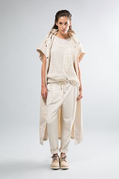Brunello Cucinelli Spring 2015 Ready-to-Wear - Collection - Gallery - Look 3 - Style.com
