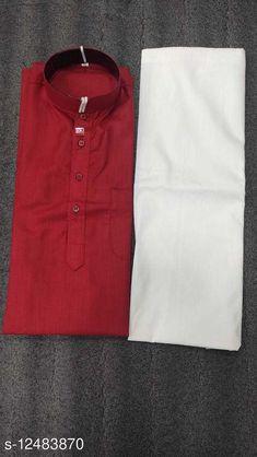 Kurta Sets Essential Men Kurta Sets Top Fabric: Rayon Bottom Fabric: Cotton Scarf Fabric: No Scarf Stitch Type: Stitched Sizes: XL (Top Length Size: 42 in, Bottom Waist Size: 44 in, Bottom Length Size: 42 in)  L (Top Length Size: 40 in, Bottom Waist Size: 42 in, Bottom Length Size: 40 in)  M (Top Length Size: 38 in, Bottom Waist Size: 40 in, Bottom Length Size: 38 in)  XXL (Top Length Size: 44 in, Bottom Waist Size: 46 in, Bottom Length Size: 44 in)  XXXL (Top Length Size: 46 in, Bottom Waist Size: 48 in, Bottom Length Size: 46 in)  Country of Origin: India Sizes Available: S, M, L, XL, XXL, XXXL   Catalog Rating: ★3.9 (5353)  Catalog Name: Fashionable Men Kurta Sets CatalogID_2407326 C66-SC1201 Code: 714-12483870-3201