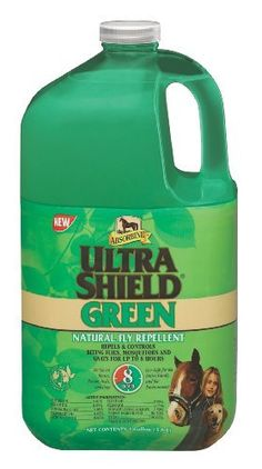 BND 688257 W F YOUNG, INC - Absorbine Ultrashield Green Natural Fly Repellent 429509 by BUYNOWDIRECT. $74.50