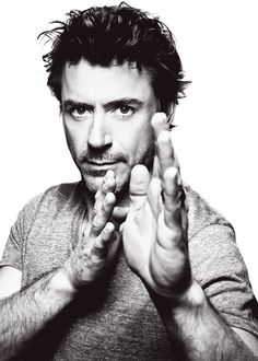 is a Wing Chun martial arts devotee, Robert Downey Jr. says in the May issue of Men's Journal that he is a devotee of Wing Chun, a martial arts discipline which helped him find his focus and resurrect his career. Mark Seliger, Robert Downey Jr., Cinema, Andy Garcia, Downey Junior, Raining Men, Tony Stark, Famous Faces, Portraits