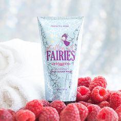 Calling All Fairies Exfoliating Spun Sugar Face Mask | Perfectly Posh