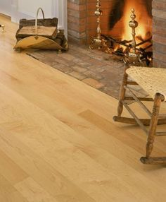White Maple Hardwood