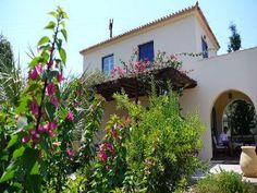 Charmante vakantiewoning Agii Anargiri Spetson, Charmant Plattelandshuis 4 personen, Griekenland