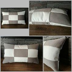 "Rectangular patchwork cushion ""Grey&White"" calunnictvodallas#dahamilton#Upholstery#cushions#pillowcase#Pillow#furniture#covers#pillowcase#home#decor#decorative#decorative#sofa#InDesign#instadecor#softfurnishing#homeideas#homestyling#homelands#homeaccessories#designer#dekorativnevankuse#dizajn#nabytok#insta#follow#instafamous#like#nice#Slovakia#vankuse#"