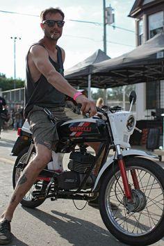 Rockerbox Motorcycle Show at Road America (via Iron & Air)