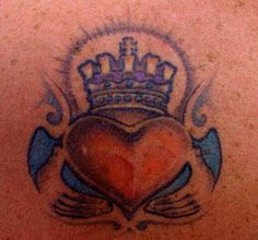 Claddagh Tattoo