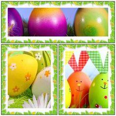 Το Φως της Ανάστασης να φωτίζει τις ζωές όλων σας και να σας χαρίζει υγεία, οικογενειακή ευτυχία και επαγγελματική προκοπή. Χρόνια Πολλά Καλή Ανάσταση Καλό Πάσχα! #πασχα2018 #καληΑνασταση #ΜεγάληΠεμπτη Easter Eggs