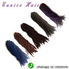 24strands/pack Faux Locs Crochet Hair Havana Mambo Dreadlock Braid Hair Extensions Synthetic Dread Locs Fresstress Crochet Braid