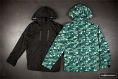 The Hundreds Fall 2012 Digi Camo Pack