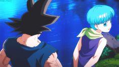 [Dragon Ball Z/Battle of God] Bulma slapping Goku - Visit now for 3D Dragon Ball Z shirts now on sale!
