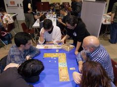 Explicando Banjooli en las II Jornadas Portal D Juegos (Barcelona) / Explaining Banjooli in II Portal D Juegos Event (Barcelona) #boardgames #juegosdemesa #banjooli