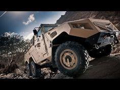 NIMR  ▶ New UAE - United Arab Emirates - Armored vehicle - IDEX 2013 - YouTube