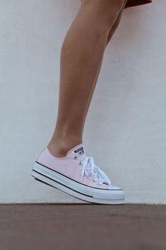 zapatillas vans mujer plataforma