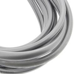 Compra nuestros productos a precios mini Cable PVC ranurado - Buna cord - Gris - 9 x 6 mm - Al metro (a medida) - Entrega rápida, gratuita a partir de 89 € !