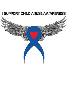 Support Child Abuse Awareness this month. All proceeds donated to the Lubbock Family Guidance and Outreach Center! Child Abuse Quotes, Survivor Tattoo, Child Abuse Prevention, Ribbon Tattoos, Precious Children, Aerosmith, Custom Tees, Awareness Ribbons, School