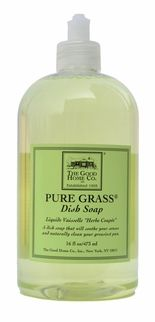 """Dish Soap $12.50 What our customers are saying """"Super product. Excellent scent. Works well. Uplifting."""""""