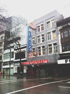 Save on Meats, Vancouver