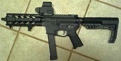 9mm AR gun porn (ok lets see them) -