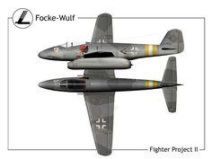 Focke-Wulf Fw P.II