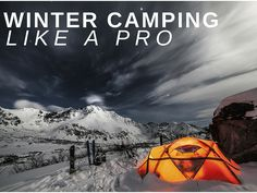 How to go #camping & NOT turn into an icicle this winter: http://www.eaglecreek.com/blog/packing-and-more-tips-winter-camping