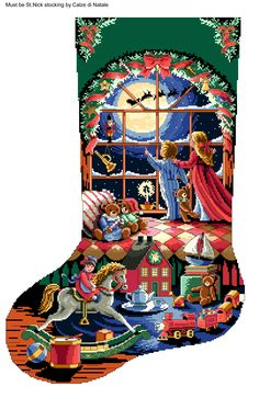 Must be St.Nick stocking 1