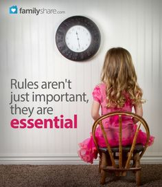 Rules and boundaries: A simple truth for effective limits with children