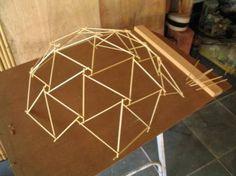 bamboo space framework