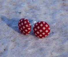 Almofada d'Alfazema: Com um tecido onde se formam pequenos quadrados ve...