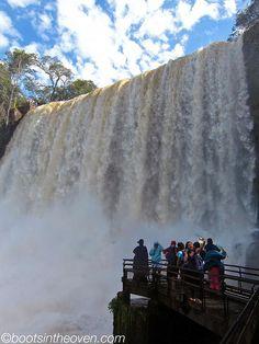 Iguazu Falls, Agentina (and Brazil)