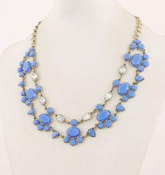 Barato Atacado Aliexpress Quissential moda colar azul Royal, Compro Qualidade Colares com pingente diretamente de fornecedores da China:             Descrição do produto                               Por favor, note                    : Min ordem:
