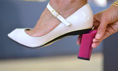 Interchangeable Heels Are the Invention We've Been Waiting For | Cambio