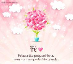 #Fé - Via Livinha Pandoca