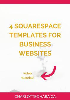 442 Best Squarespace Website Tips Images On Pinterest In 2018