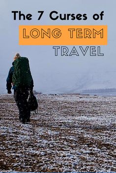 Despite the romantic idea of it all, a life of long term travel isn't just one big holiday. Travel Info, Travel Advice, Travel Tips, Travel Stuff, Travel Hacks, Travel Destinations, Adventures Abroad, Fun Adventure, Summer Travel