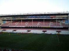 """""""Estádio de San Mamés"""". 'La Catedral'. Data de 1913. #Bilbao, Espanha."""