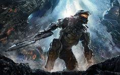 Halo 4 Wide  #4 #Halo #Wide