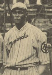 George Sweatt - The teacher. Early baseball player who graduated from Humboldt High School in Kansas.
