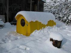 Homeless Emergency Shelter (made from Coroplast)