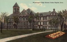 Com Historical Homepage Iowa Page Washington High School, Clay County, Cedar Rapids, Family Images, Iowa Hawkeyes, 1920s, How To Memorize Things, History, Places