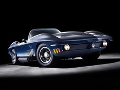 1961 Chevrolet Corvette XP-755 / Mako Shark