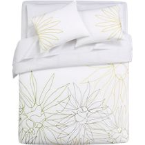lula embroidered bed linens