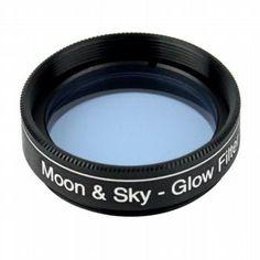 Filtro Di ContrastoMoon & SkyGlow 1,25 31,7mm OTS Telescope Spedizione Gratis  Descrizione prodotto:  I filtri Moon & SkyGlow consentono di migliorare il contrasto generale...