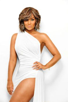 LisaRaye All White essentials