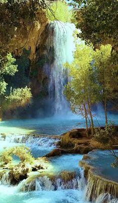 Beautiful Photos Of Nature, Beautiful Nature Wallpaper, Beautiful Landscapes, Landscape Photography, Nature Photography, Waterfalls Photography, Amazing Places On Earth, Nature Aesthetic, Beautiful Waterfalls